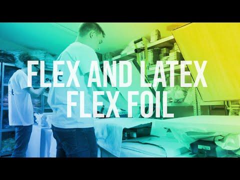 FLEX AND LATEX FLEX FOIL