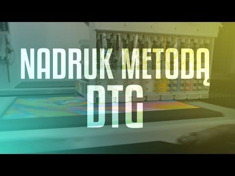 Druk Cyfrowy DTG: Nadruk na koszulki - Reflect.pl