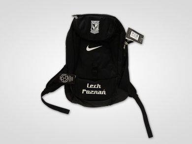 Folia Flex na plecakach dla KKS Lech Poznań
