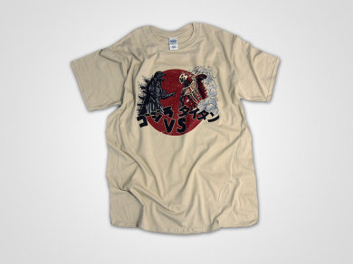 Druk cyfrowy DTG na koszulkach bawełnianych