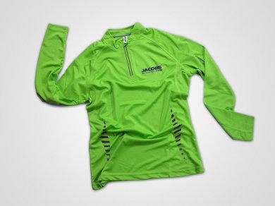 Folia Flex na bluzach sportowych