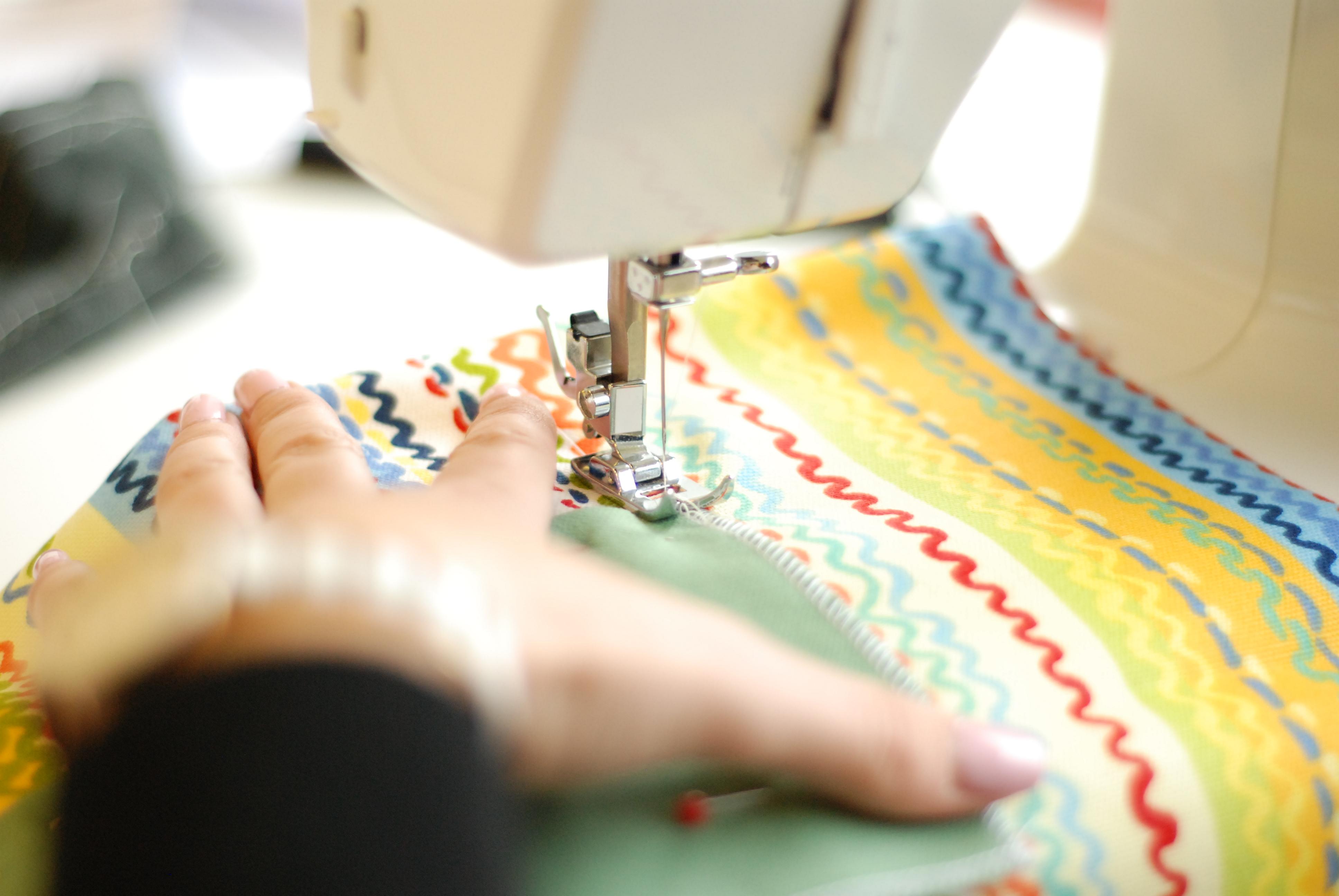 Produkcja i szycie odzieży