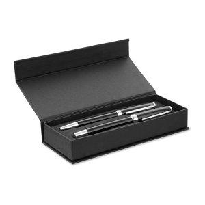Zestaw eleganckich długopisów