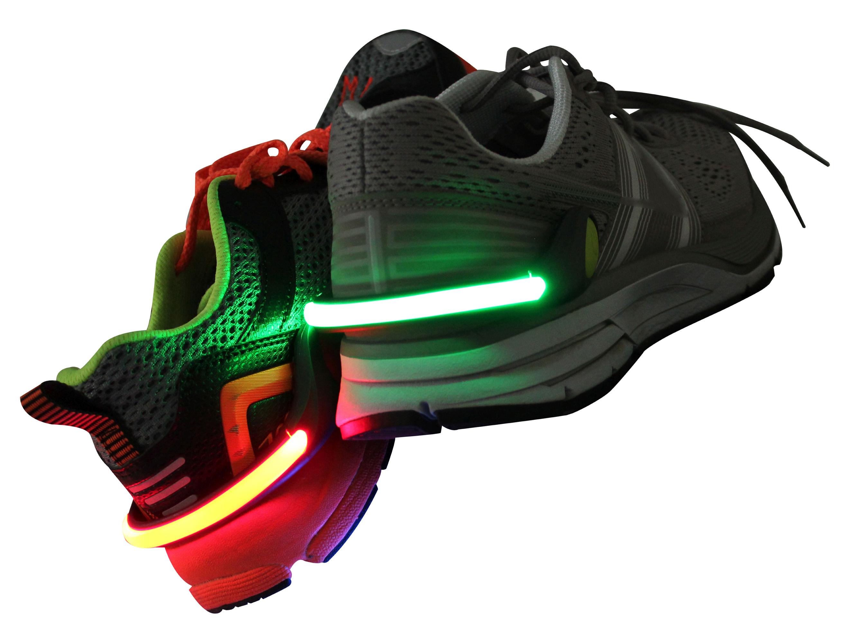 Opaski LED na buty