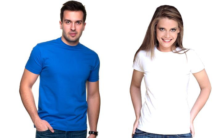 Koszulki reklamowe Sols Imperial damskie i męskie w 36 kolorach do wyboru.