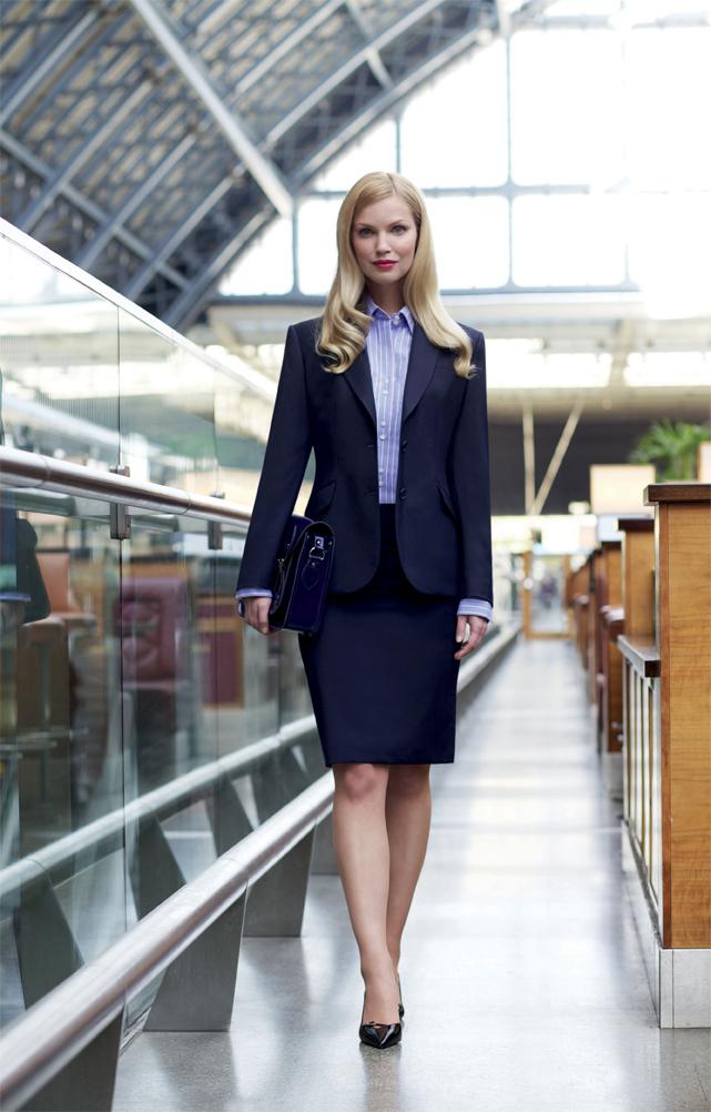 Dress code biznesowy damski