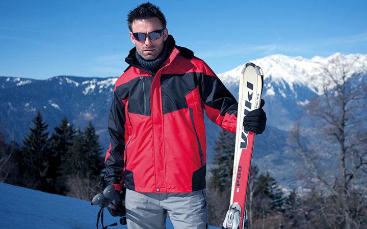 Odzież narciarska i snowboardowa z nadrukiem