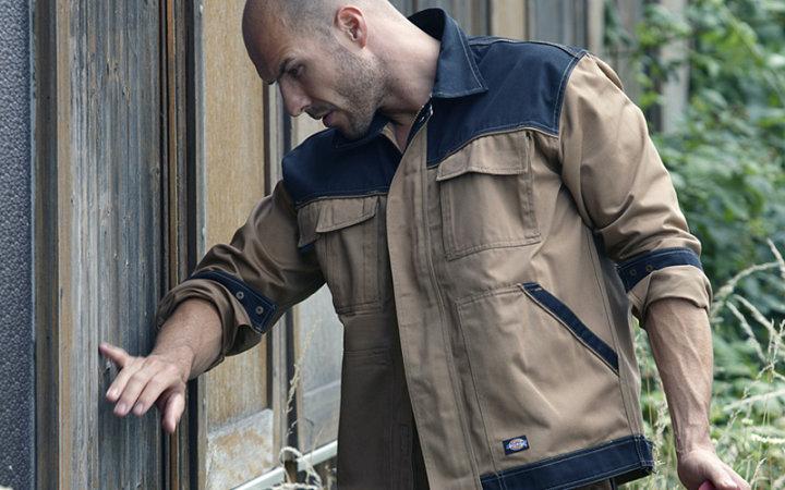 Odzież robocza z nadrukiem