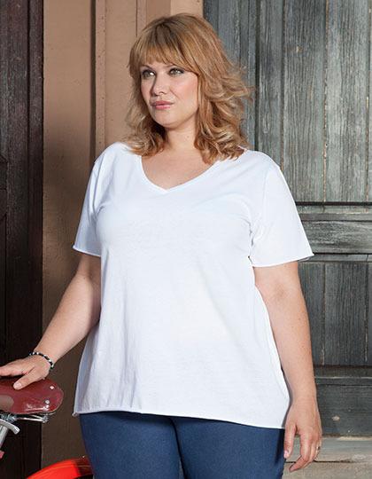 Koszulka damska plus size