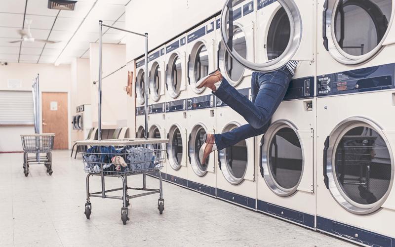 Jak prać odzież z sitodrukiem