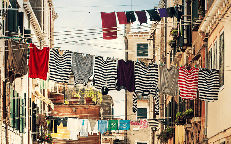 Zasady prania sitodruku