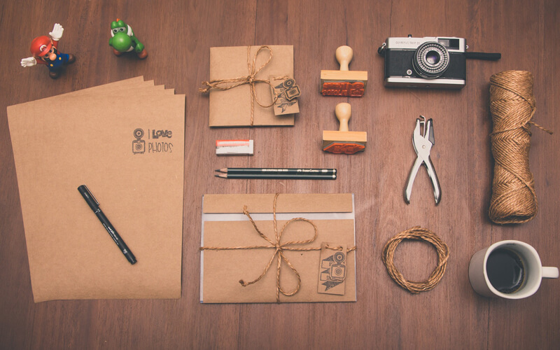 Materiały promocyjne i ich wpływ na identyfikację wizualną firmy