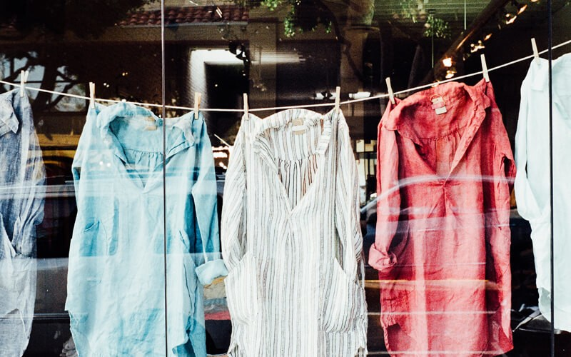 jak prać oznakowaną odzież