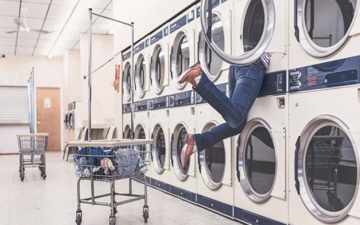 pranie oznakowanej odzieży