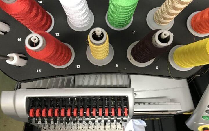haft komputerowy w firmie reflect