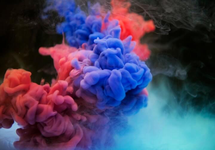 próba kolorów