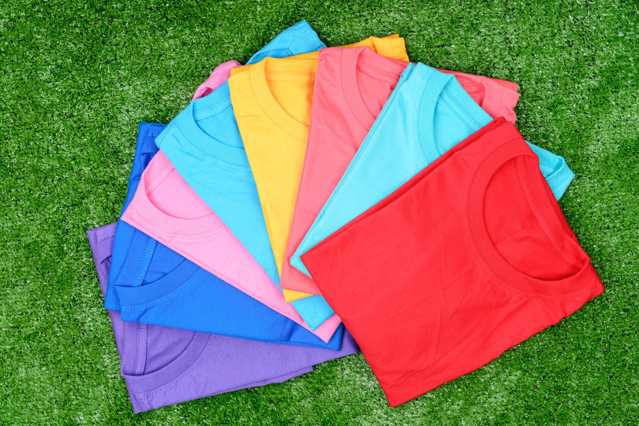 Bawełniane koszulki